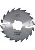 Panze circulare placate de spintecat