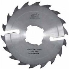 PINZA CIRCULARA MULTILAMA PENTRU TAIEREA LINEARA (SPINTECARE) A LEMNULUI 250x3,6x70 Z16+2