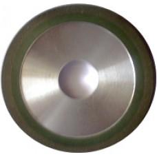 Disc Diamantat pentru ascutit panze circulare placate 125mm - Forma 12R4