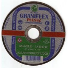 Disc abraziv de polizat 230x4 GRANIFLEX pentru Metal