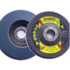 Disc lamelar frontal 125 #40 mm Hector pentru Metal si Inox