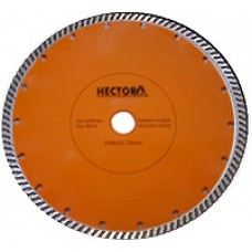 Disc diamantat pentru beton 230 - HECTOR - HT TURBO