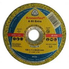 Disc abraziv de debitat 125x1 Klingspor pentru Metal si Inox