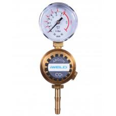 Reductor presiune MINIREG cu 1 manometru CO2/ARGON 230/22 l/min W21,8