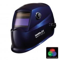 Masca sudura automata IWELD Nored Eye 3 Albastru metal