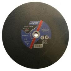 Disc abraziv de debitat 400x4,0x40 NORTON pentru Metal