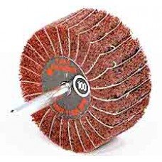 Perii lamelare radiale combinate cu tija 30x20x6 A100