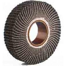 Perie abraziva radiala combinata 165 x 30 x 55  A80