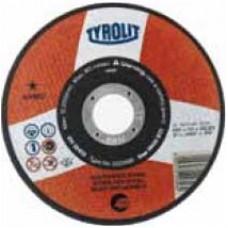 Disc abraziv de debitat 125x1 TYROLIT BASIC * pentru Inox