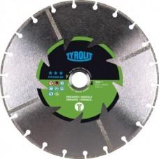 Disc diamantat pentru marmura 300 - TYROLIT*** UC3