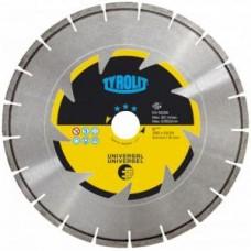 Disc diamantat pentru beton 300 - TYROLIT** C2W - Taiere umeda