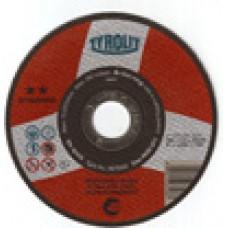 Disc abraziv de polizat 125x4 TYROLIT Premium*** pentru Inox
