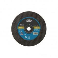 Disc abraziv de polizat 125x4 TYROLIT Premium*** LONG LIFE pentru metal